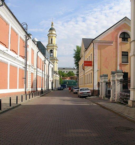 Толмачевский переулок дом 6 строение 1