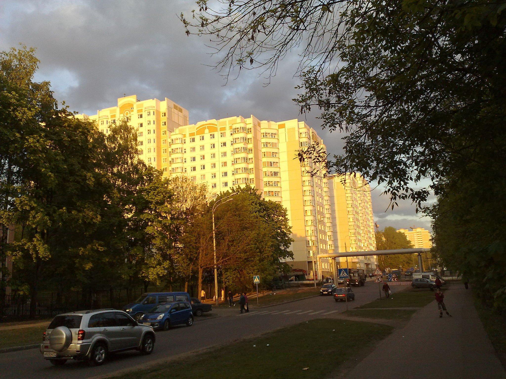 ельнинская улица в москве фото другая